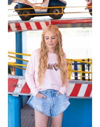 Amor Sweater Pink