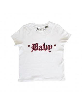 Baby T-Shirt White