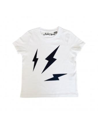 Thunder T-Shirt White