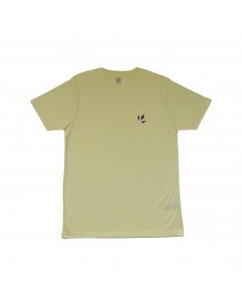 Purple Thunder T-Shirt Yellow