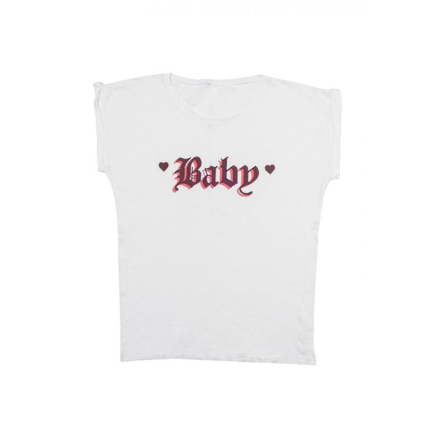Baby T-Shirt White WOMEN
